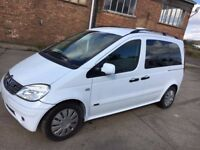 mercdes vaneo 1.7cdti non runner spares or repairs