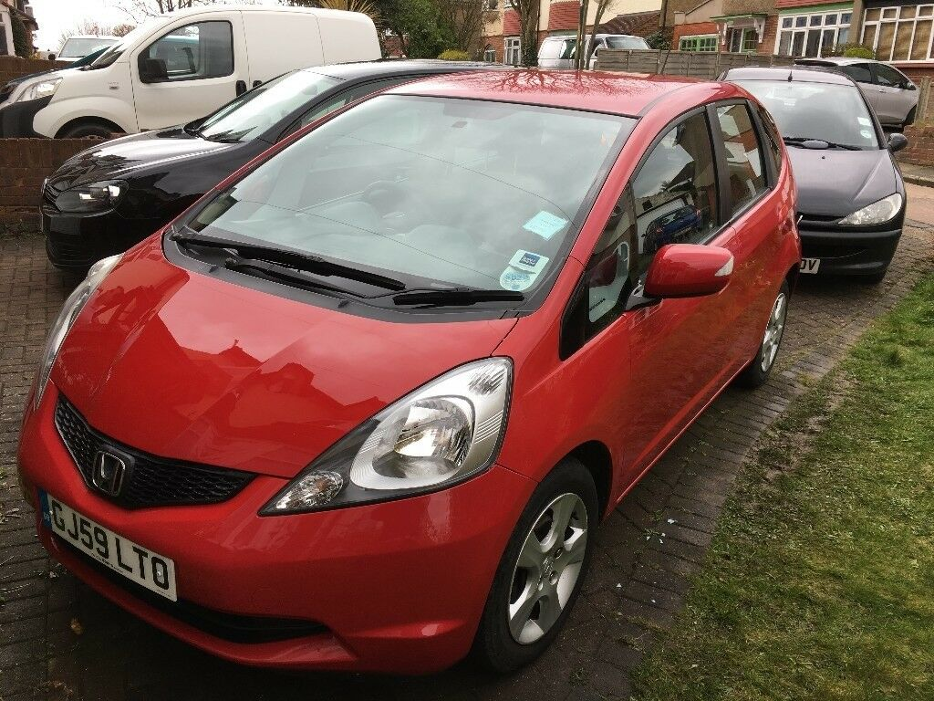 Ultra Low Mileage Honda Jazz 1 owner