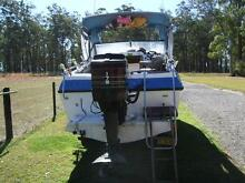 freser pleasure and fishing boat Laurieton Port Macquarie City Preview
