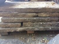 Reclaimed yorkstone for sale
