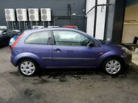 Ford fiesta 1.25 (12 month mot)