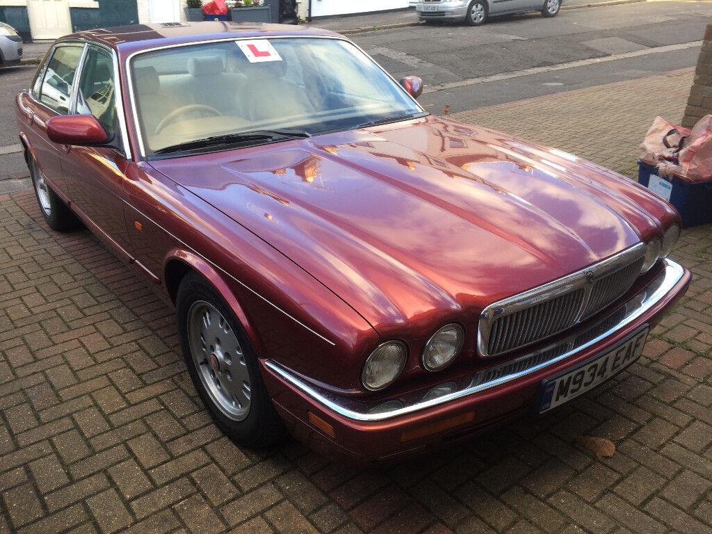 Classic Jaguar xj6 x30...