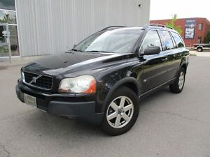 2006 Volvo XC90 2.5T 7 DVD LEATHER SUNROOF