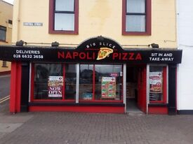 PIZZA SHOP, TAKEAWAY,SIT-IN FOR SALE /business/