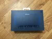 Samsung Level Box Slim SG930 Blue Colour Bluetooth