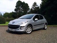 Peugeot 207 (2008) - Low Mileage - MOT/TAX until Sept 2017