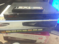 Samsung DVD-SH893M MULTI FORMAT DVD Recorder,Built in 160GB HARD DRIVE HDD,
