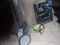 Brand New never used CB Radio + comtech CB antenna + SWR metre + patch lead
