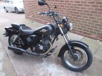 suzuki murader 125 Suzuki GZ 125 K4 runs and rides fine nice bike