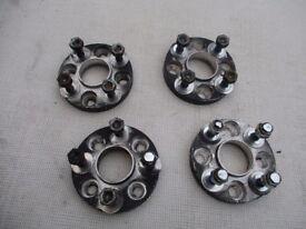 MGF Wheel Adapters