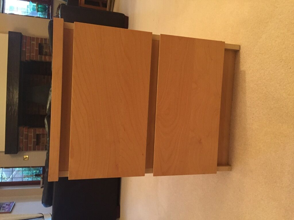 ikea bedside table malm style great for upcycling in. Black Bedroom Furniture Sets. Home Design Ideas