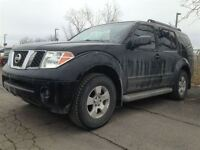 2007 Nissan Pathfinder SE 4X4 A/C MAGS