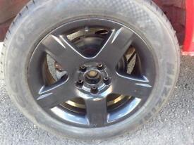 Audi allroad/VW alloys 225/17/55