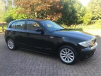 06 plate Bmw 120 es , Full Service History,