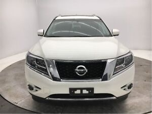 2016 Nissan Pathfinder * PLATINUM *CUIR * GPS * TOIT/PANO *CAM 3