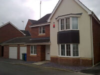 Re-advertised Large 4 Bedroom, Double Garage House for rent in Berry Hill Quarry, Mansfield £895 pcm
