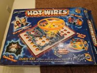 Hot wires electronic set