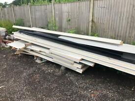 Free to collect Roofing sheets