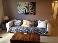 Free 2m long sofa