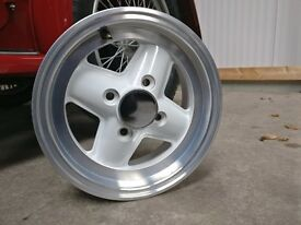 4 Revolution Wheels 12x5