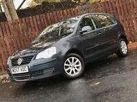 **LOW MILEAGE** VOLKSWAGEN POLO 1.4 SE 5 DOOR LONG MOT