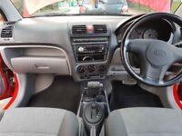 2005 KIA Picanto 1.1 LX Hatchback 5dr Petrol AUTOMATIC (124 g/km, 64 bhp). Full Service History