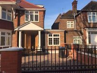 -BEAUTIFUL BRAND NEW HOUSE WITH HUGE GARDEN AVAILABLE NOW IN CRICKLEWOOD-