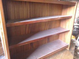 Mohogany bookcase