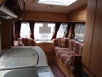 Swift Celeste 5 Berth With A Full & Porch Awning