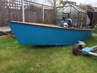 SigneT sailing dinghy