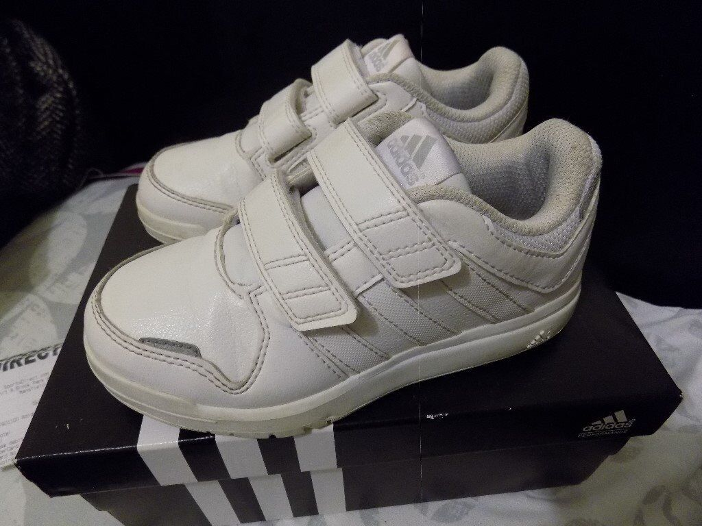 cute cheap classic style buy popular Adidas childrens trainers - UK Size 10   in Hull, East Yorkshire ...