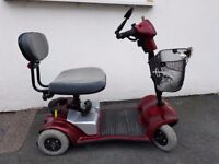 MOBILITY SCOOTER FOR SALE. ELITE
