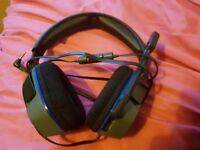 Ps4 games and headset mike