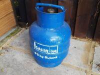 Caravan and Camping Calor Gas Bottle 4.5 KG - Empty - Butane