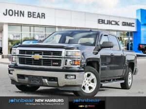 2014 Chevrolet Silverado LT - CREW CAB ONE OWNER TRADE IN