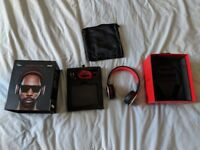 WeSC Chambers by RZA || Black & Red || Box and Cables