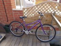 Ladies Raleigh Vixen Bicycle Excellent condition