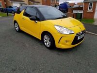 2011 citroen ds3 dstyle 1.6 hdi 90 12 mths mot full service history beautiful car