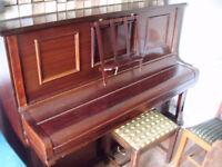Autoplayer piano pianola - needs tuning and refurb.