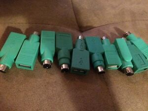 PS/2 Adapters