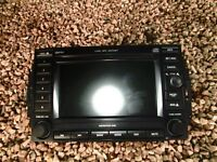 Chrysler 300c Audio / Sat Nav Dash Head Unit