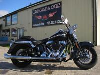 2005 HARLEY-DAVIDSON SOFTAIL SPRINGER FROM CLASSY CHASSIS!