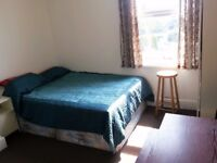 Double room for 1 person in shsre house with 2 others onlt,off street parking,living room,garden