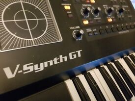 Roland V-synth GT in excellent condition