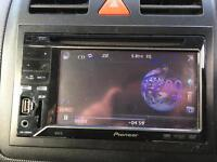 Pioneer AVH3200dvd . Double din touch screen car stereo