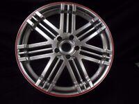"Porsche10"" x 22"" Alloy Wheel RST USED Single Wheel ET55"