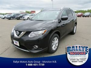2016 Nissan Rogue SV, $181 Bi-wkly, $6785 in price adjustments