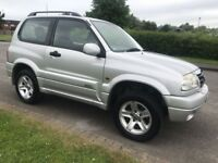Suzuki grand vitara 4x4 petrol ( 49k px welcome at trade