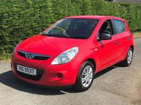 RR CARS offers for sale Nov 09 Hyundai i20 1.2 classic 3dr,trade in considere...