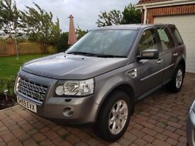 Land Rover Freelander 2 GS TD4.e Diesel Manual Leather interior Superb condition